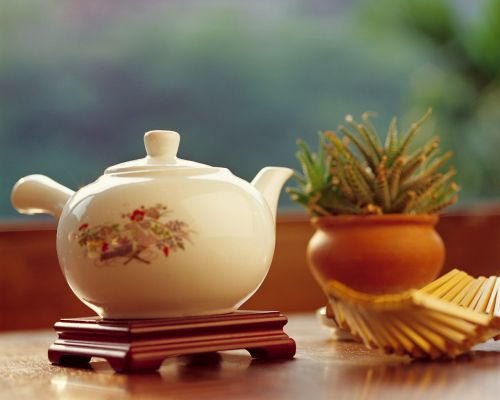 Чаи, кофе и сладости