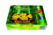 Индийская халва СОАН ПАПДИ «Без сахара», 250 гр
