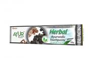 Зубная паста BLACK AYUR Plus, 100 гр.